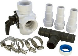 Pool ventiler og fittings