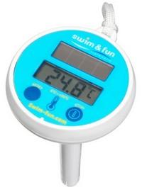 Pool termometer