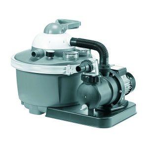 ClearWater Compact Sandfiltersystem (250W). 7-vejs ventil