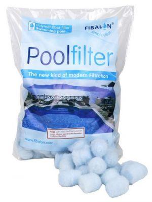 x. Filterkugler 350 g (innovativt filtermedie)