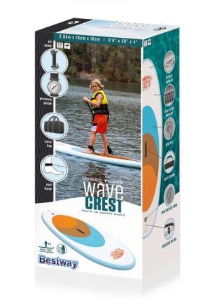 Paddle Board; Wave Crest op til 60 kg