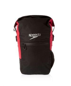 SPEEDO Team Rucksack 40L (black/red)