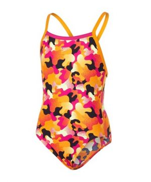 SPEEDO Girl Ethno Funk Thinstrap (jaffa/pink)