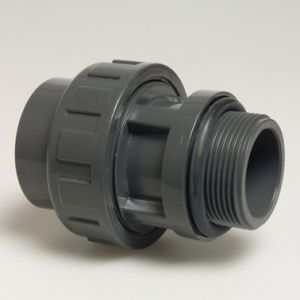 PVC-fittings; Union 50-1