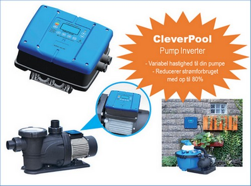 CleverPool Pump Inverter