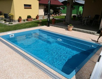 Swimmingpool glasfiber SMART