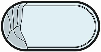 swimmingpool glasfiber IKAROS