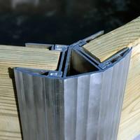 Panel-samling OASE Classic træpool